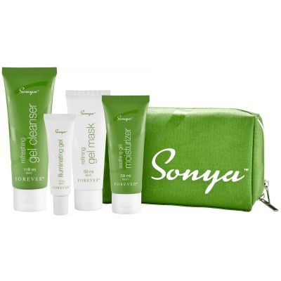 Sonya daily skincare kit